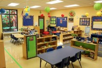 nursery school classroom  St. Thomas Episcopal Church