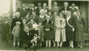 early parishioners