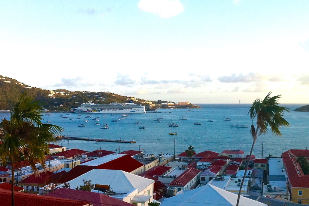 Water Taxis Coming At Last To Charlotte Amalie Harbor St