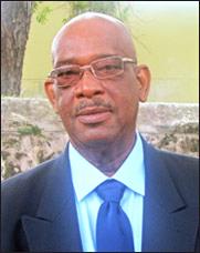 Delroy Richards, V.I. Police Commissioner