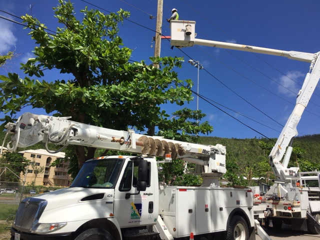 St Thomas Source 187 Update Wapa Continues To Restore