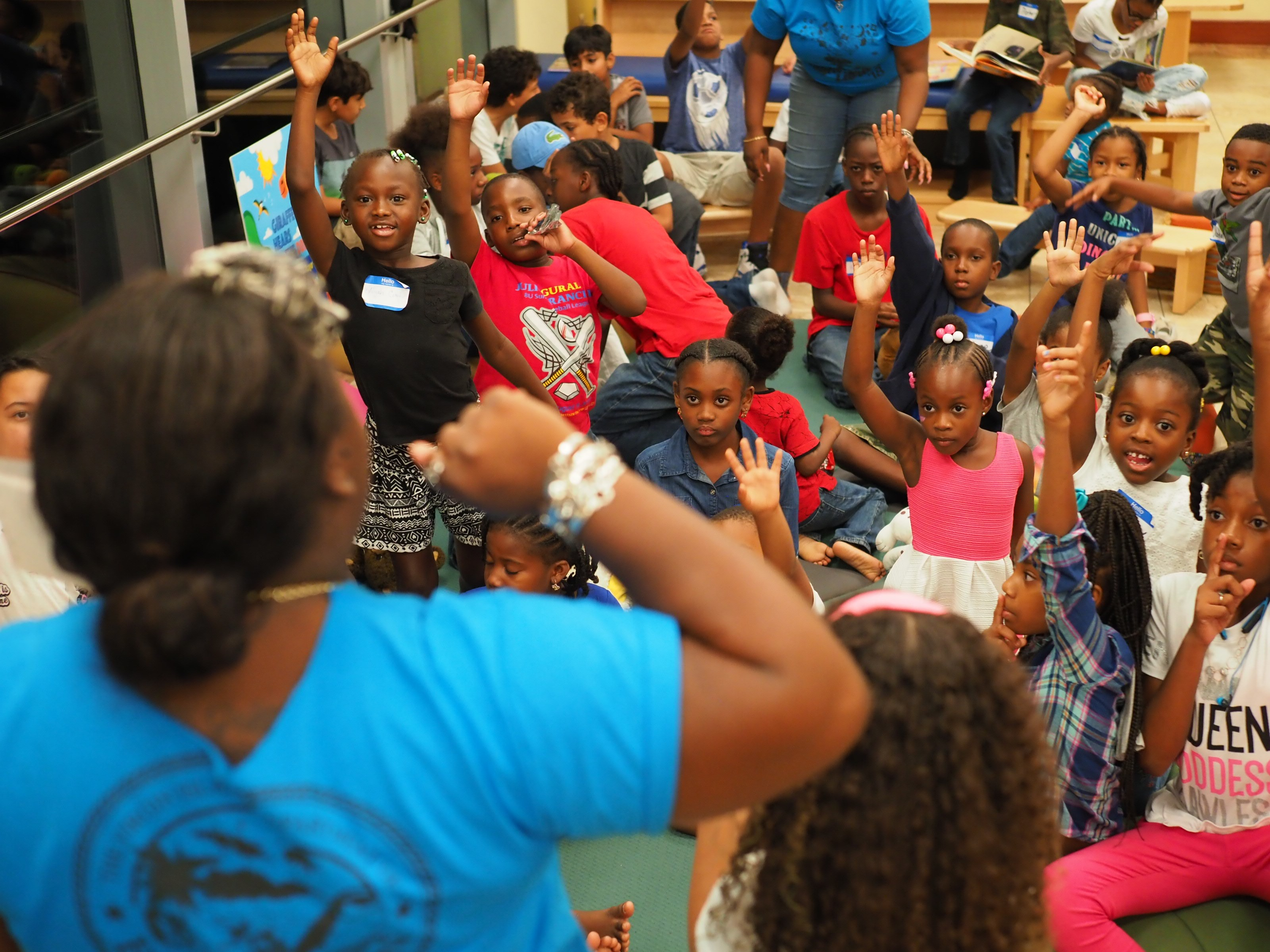 3rd Annual Back To School Night At The Library Shines A