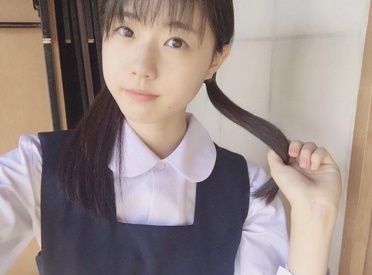 STU48 瀧野由美子『マジムリ学園  9話に出てきた  中学生卍ちゃん』