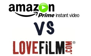 Amazon Prime Video vs. LoveFilm