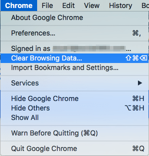 google-chrome-clear