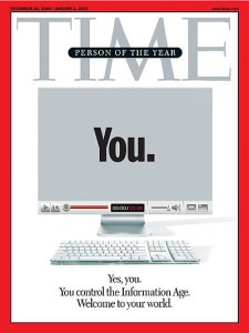 Time Magazine 2006 person of the Year