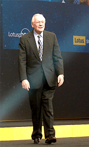 Neil Armstrong at Lotusphere 2007