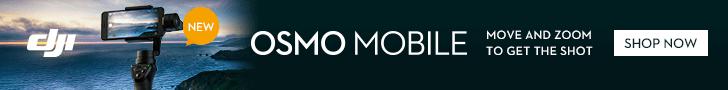 DJI Osmo Mobile 728x90