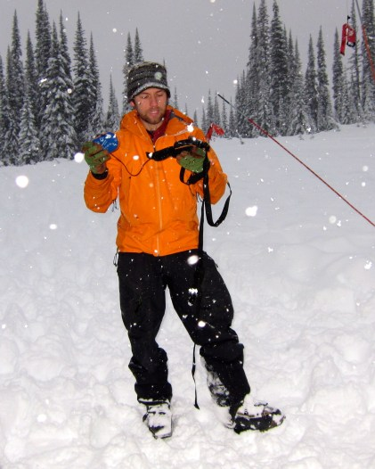 Avalanche training with Rich