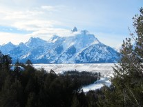 ... from Snake River lookout
