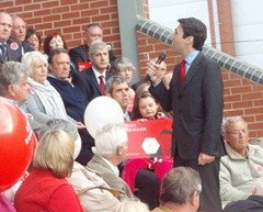 Andy Burnham launch