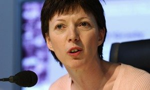 Frances O'Grady, General Secretary, TUC