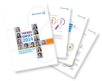 PR Academy Trends Survey PR Skills 2014