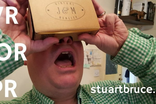 How to use virtual reality for public relations