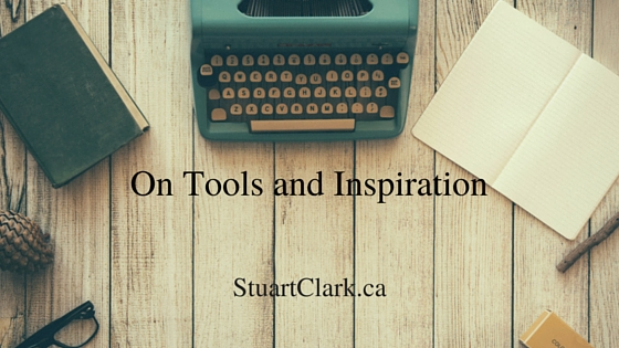 On Tools and Inspiration