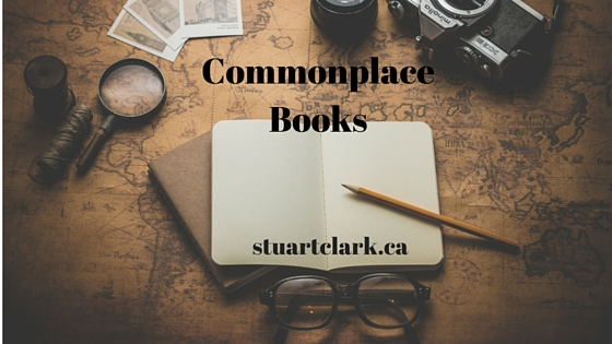 CommonplaceBooks