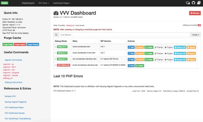vvv-dashboard-demo