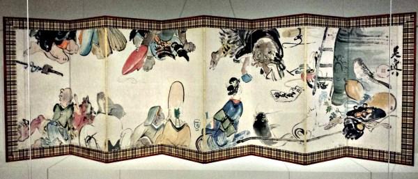 Cleveland Art Museum - Japanese Panels Stuarte