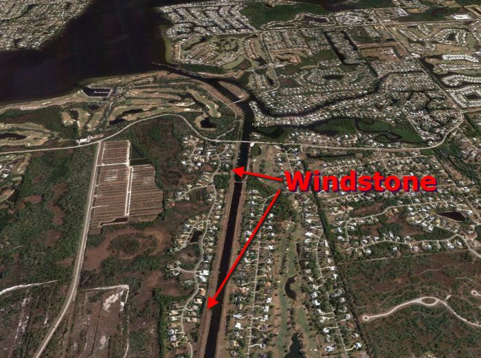 Windstone real estate in Palm City FL