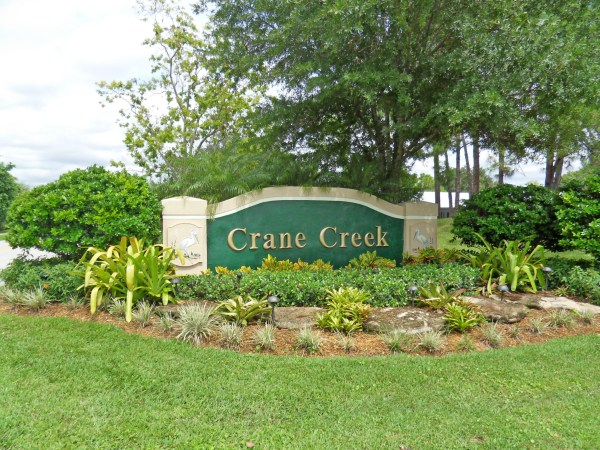 Crane Creek in Martin Downs