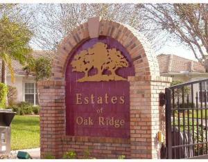 Oak Ridge in Palm City, FL