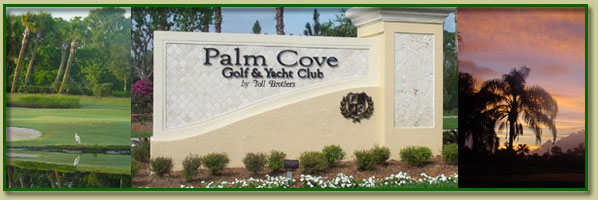 Palm Cove Golf and Yacht Club in Palm City