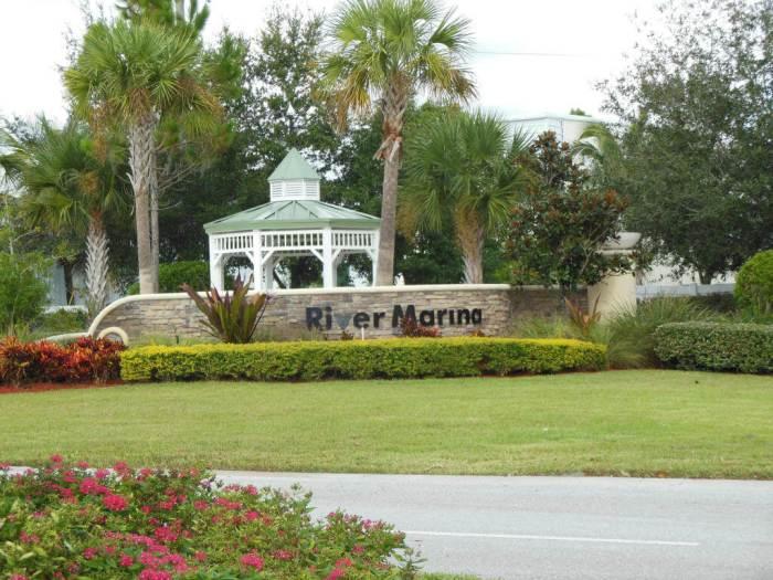 River Marina real estate in Stuart FL