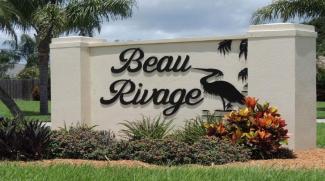 Beau Rivage Real Estate in Stuart FL