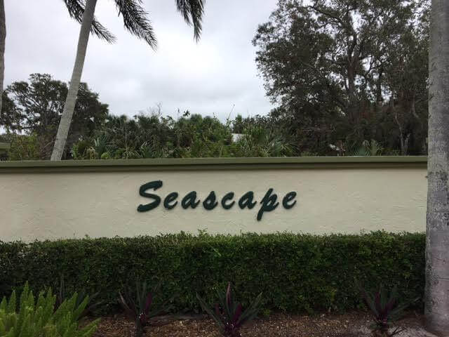 Seascape Condos in Rocky Point in Stuart FL