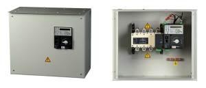 FG Wilson ATI Transfer Panel, Change Switch for Generators | Stuart Power