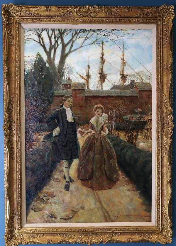 colonial-couple