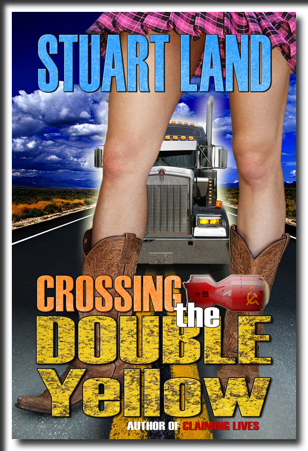 Crossing the Double Yellow - front cover