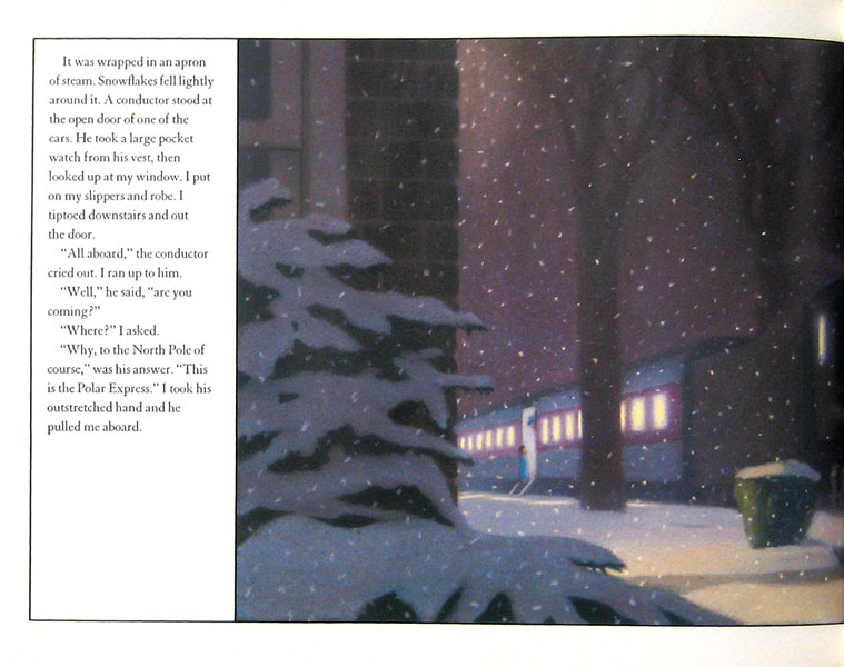 Childrens Books The Polar Express