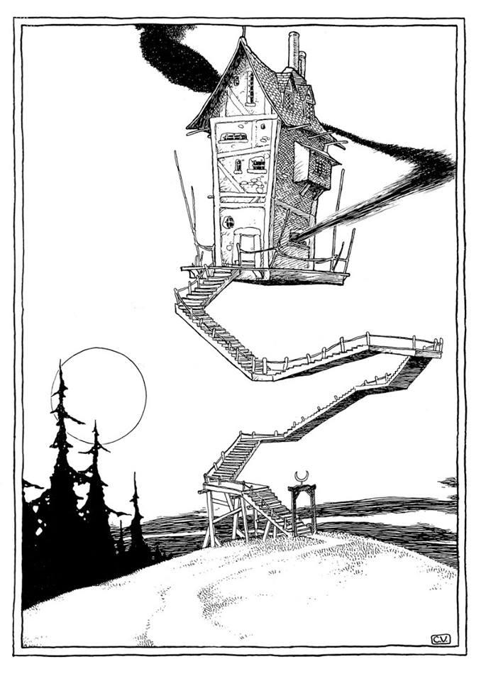 Illustration :: Science Fiction / Fantasy Artists :: A