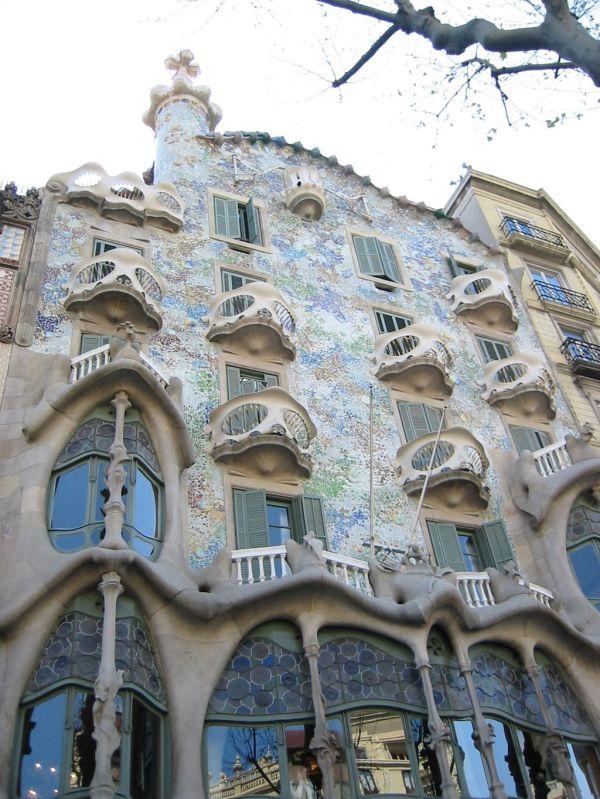 People Antoni Gaudi Architect & Landscape Designer