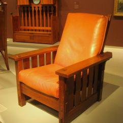 Craftsman Style Chairs Outdoor Target People Gustav Stickley Designer Barbara Streisand Paid