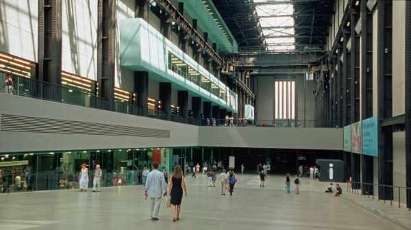 Hidden London Tate Modern Art