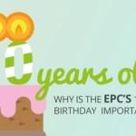 Happy 10th Birthday - Energy Performance Certificates
