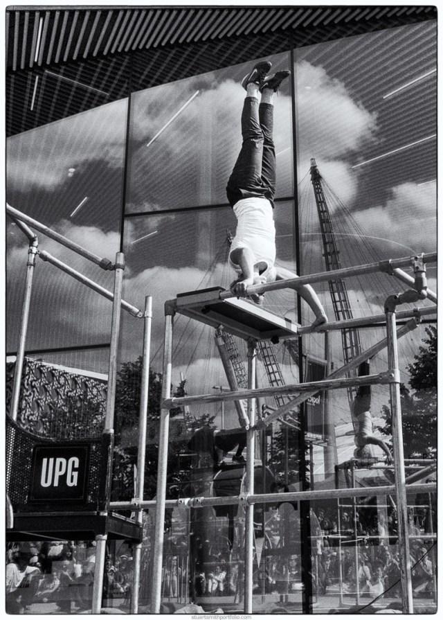 Festival Performance - The Urban Playground
