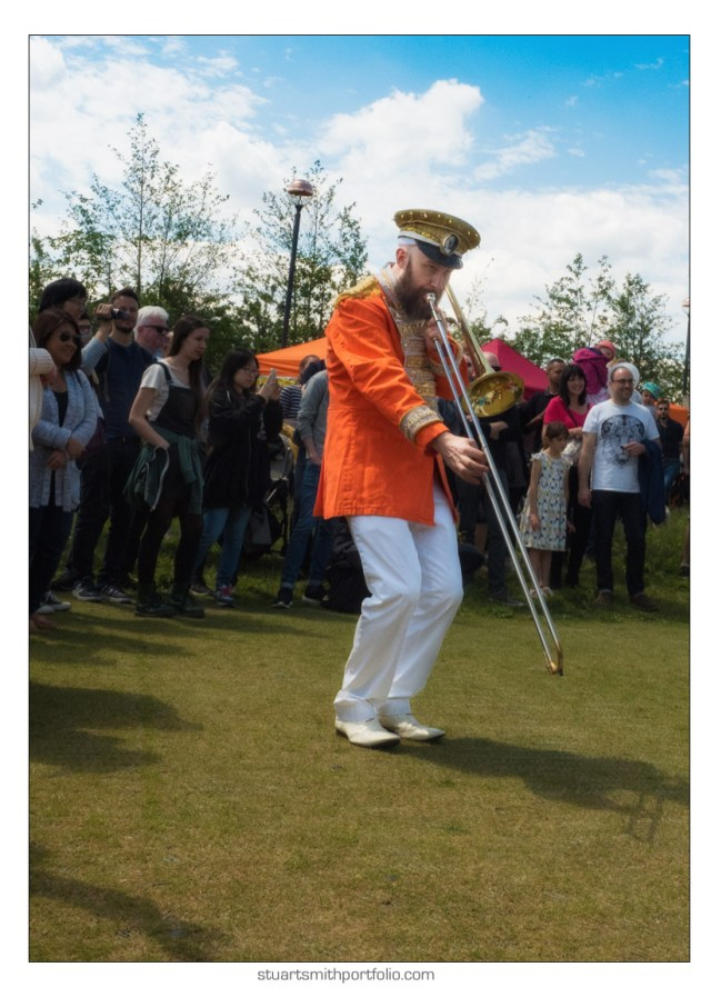 Festival Music - Mr Wilson's Second Liners