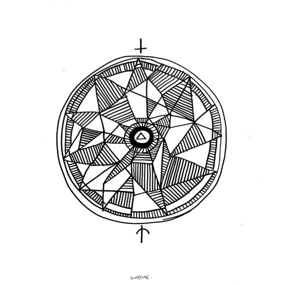 Sundial Illustration