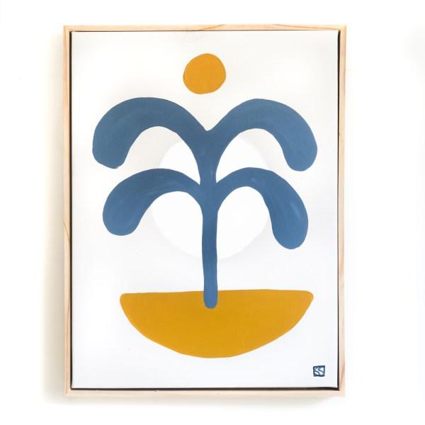 sunfolk plant painting stuart smythe