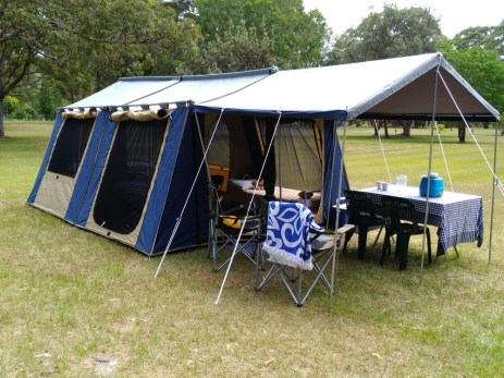 Drive-In Camping Tent 3