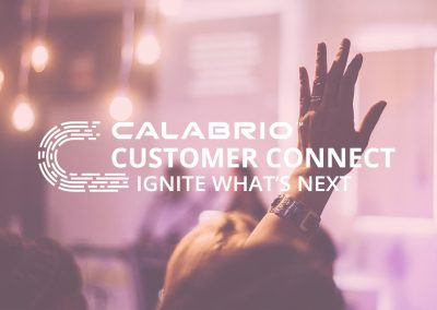 Calabrio Customer Connect 2019