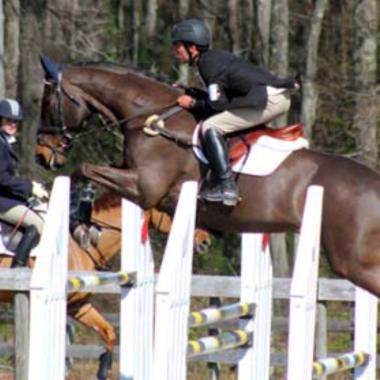 Stübben rider Dom Schramm