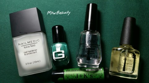 Nails of the day Items
