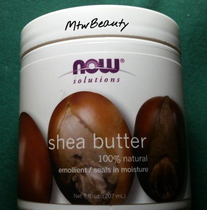 Now Foods Shea Butter