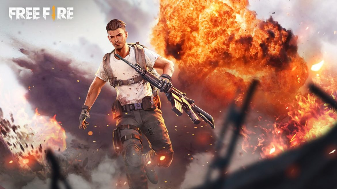 photo of free fire survival games mobile
