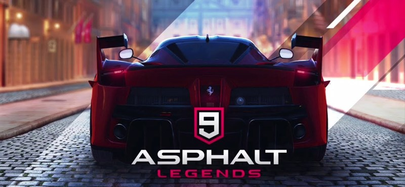Asphalt 9 is the best mobile racing game 2018 released and best for mobile gaming experience and also available in pc windows store it is the best racing mobile game