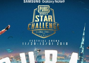 Pubg Mobile Start Challenge in Dubai Festival Arean Official announcement trailer